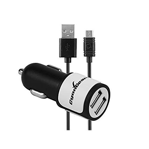 Classic Straight USB Cable suitable for the Zeki Android Tablet TBD1083B TBD1093B with Power Hot Sync and Charge Capabilities Uses Gomadic TipExchange Technology