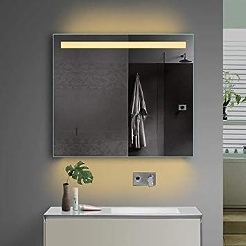 Lux Aqua Led Beleuchtung Badezimmerspiegel Bad Spiegel Kaltweiss