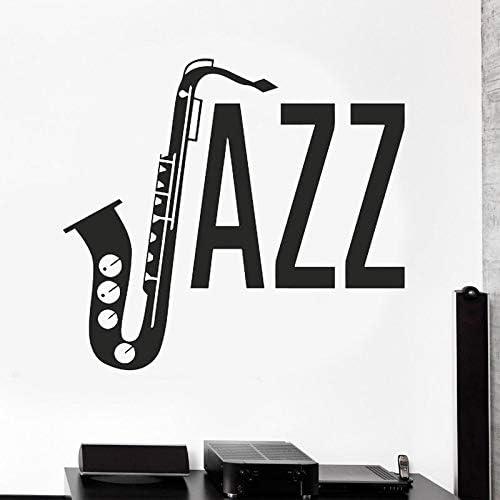 Nombre de Noah Pegatinas de pared Signo de Jazz Música Música ...