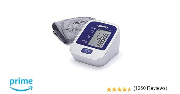 OMRON M2 Basic - Tensiómetro de brazo digital, tecnología Intellisense para dar lecturas de presión arterial rápidas, cómodas y precisas: Amazon.es: Salud y ...