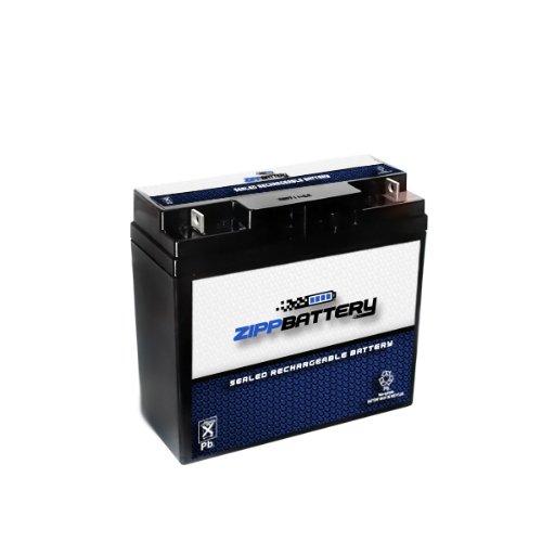 12V 17AH 204W Sealed Lead Acid (SLA) Battery - T3 Terminals by Zipp Battery