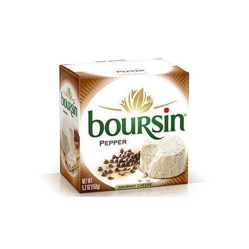 Boursin - Cracked Peppercorn (5 ounce)