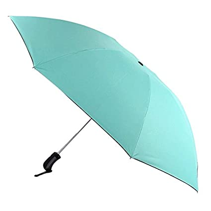 Paraguas reversible del color de la manera del revés del coche Paraguas negro del revestimiento de