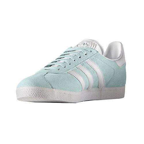 adidas gazelle blauw roze