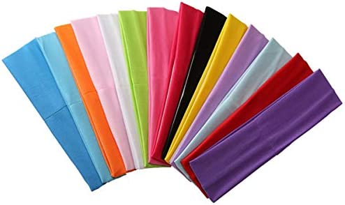 Zapire 14pcs Colors Sports Headbands product image