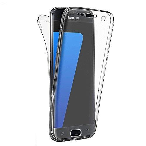 Lapinette cover in Gel Integrale per Samsung Galaxy J6 Trasparente wz-TPU-GALAXY-J6-TR