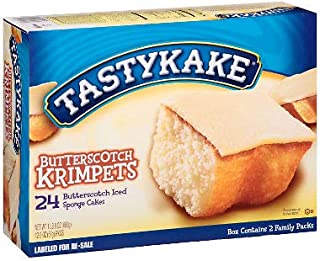 product image for Tastykake Butterscotch Krimpets 24 ct. A1