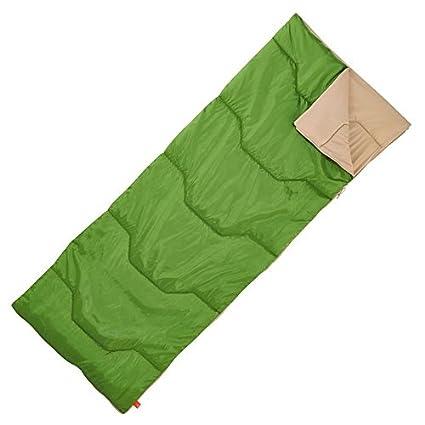 Quechua Arpenaz 20 ° Camping saco de dormir – verde