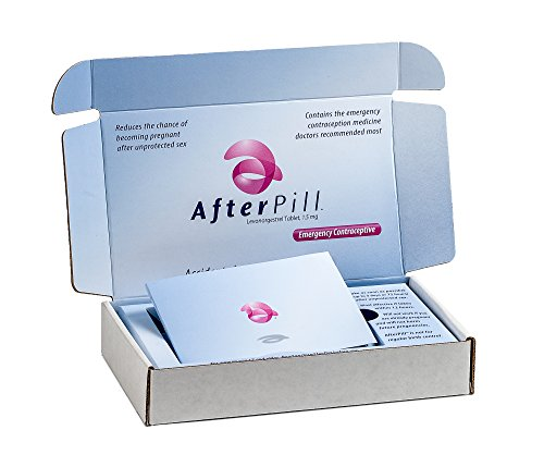 AfterPill Emergency Contraceptive Pill, 1 Pack
