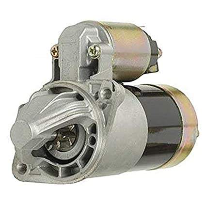 Amazon.com: NEW STARTER MOTOR FITS 98 99 MITSUBISHI ECLIPSE 2.0L WITH TURBO MANUAL TRANSMISSION: Automotive