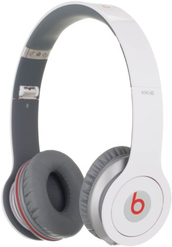 Beats Solo HD Headphone (White)