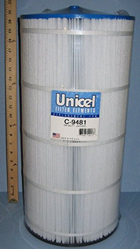Unicel C-9481 Replacement Filter Cartridge for 120 Square Foot Jacuzzi Brothers