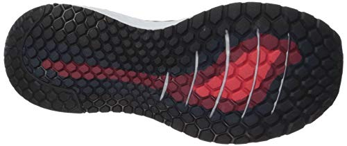 New Balance Men's 1080v9 Fresh Foam Running Shoe, Gunmetal/Outerspace/Energy red, 7 W US by New Balance (Image #3)