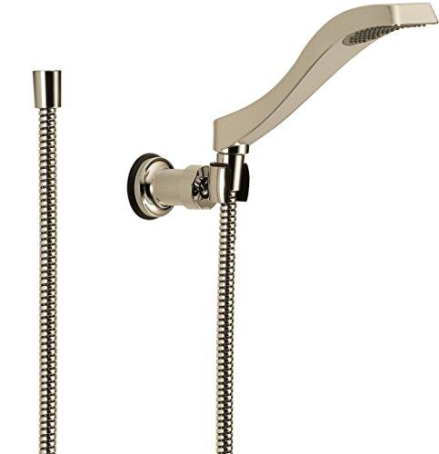 Delta Faucet 55051-PN Dryden Wall Mount Handshower, Polished Nickel