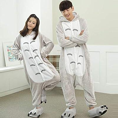 0fe8f7d993 JYLW Pijamas Invierno Mujer Mujeres Unicornio Pijamas Conjuntos Adultos  Invierno Pijamas Kits De Traje De Franela Cosplay Pijamas Unicornio Onesies  Manga ...