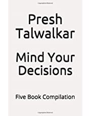 Mind Your Decisions: Five Book Compilation