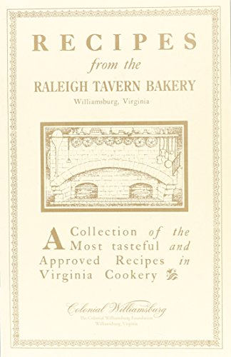 Recipes from the Raleigh Tavern Bake - Raleigh Malls