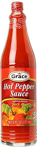 (Grace Hot Pepper Sauce 6oz by Grace [Foods])