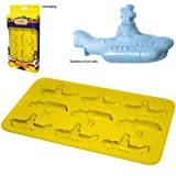 Beatles Yellow Submarine Ice Cube Tray