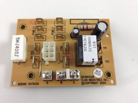 Modine Manufacturing 5H781261 Modine Circuit Board For Hd0134 0174