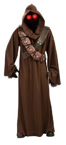 Rubie's Costume Star Wars Jawa, Brown, One Size Costume (Star Wars Chewbacca Costume)