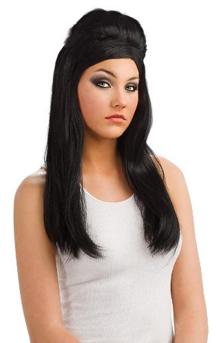 Rubie's Costume Co Snooki Wig Costume Accessory,White,One Size -