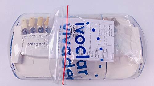 1 Piece IPS Natural Die Procelain Veneer Color Shade Guide 5+4colors