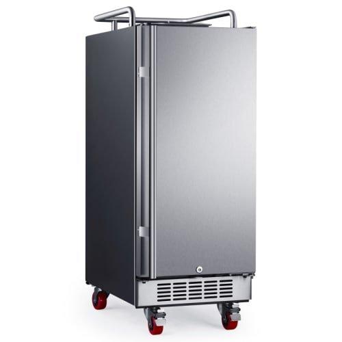 EdgeStar BR1500SS Kegerator Conversion Refrigerator product image