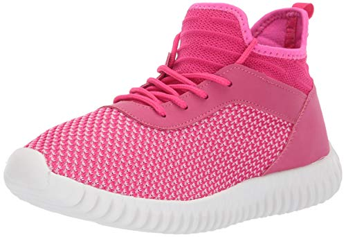 Dirty Laundry by Chinese Laundry Women's Harlen Sneaker, Pink Knit, 7 M US