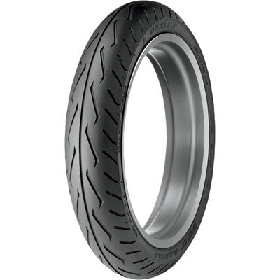 130/70R-18 (63H) Dunlop D251 Front Motorcycle Tire for Victory V106 Vision Tour 2008-2017