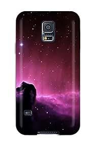 Galaxy Case - Tpu Case Protective For Galaxy S5- Creative Star World