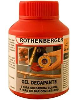 SUPER EGO 947005000 - Gel decapante para soldadura blanda 85 ml