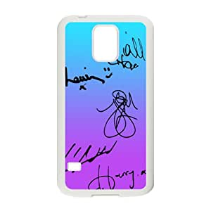 one direction signatures Phone Case for Samsung Galaxy S5