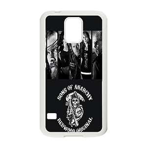 Custom Case Sons of Anarchy For Samsung Galaxy S5 Q3V422858