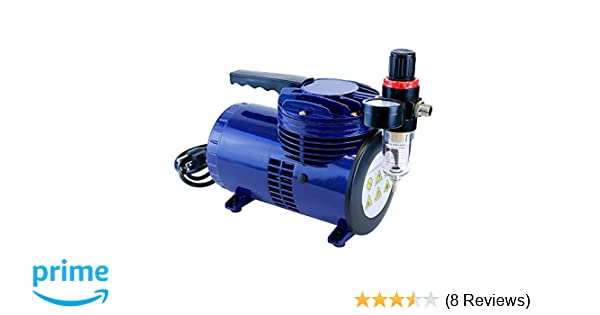 New Paasche D500 1//10 HP Diaphragm Air Compressor Pump Motor