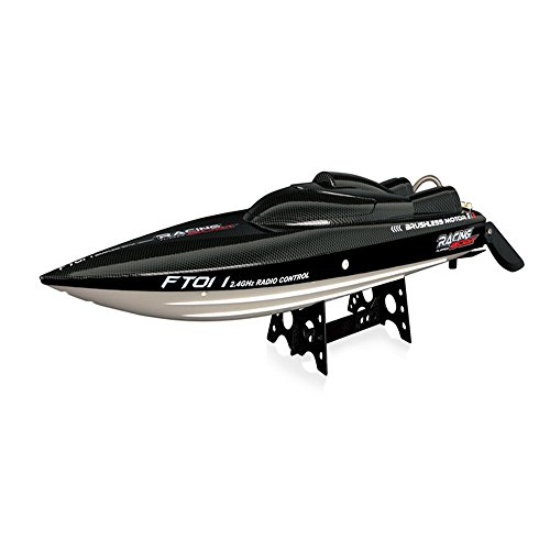 Feilun FT011 2.4G Brushless RC Boat High Speed Racing Boat With Water Cooling System 55KM/H