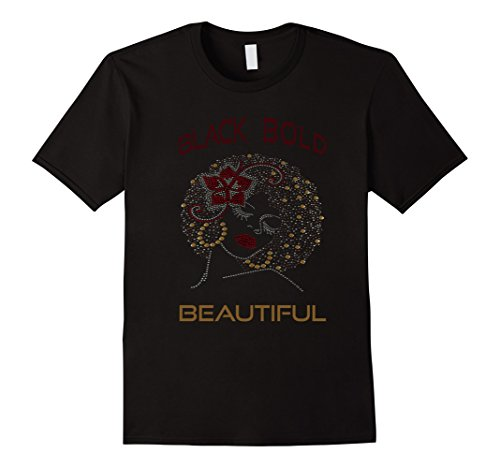 Beautiful Design Black T-Shirt - 3