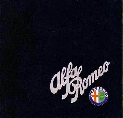 (1975 Alfa Romeo Spider Veloce Sales Brochure Literature Book Options Colors)