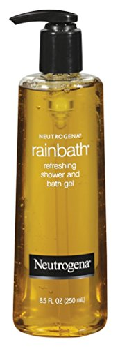 Neutrogena Rainbath Shower & Bath Gel 8.5oz (2 Pack) by Neutrogena Cosmetics by Neutrogena