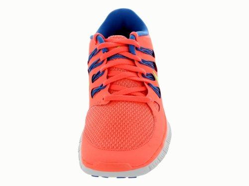 Zapatillas Nike Free 5.0 + Rosa / Azul Para Mujer Multicolor