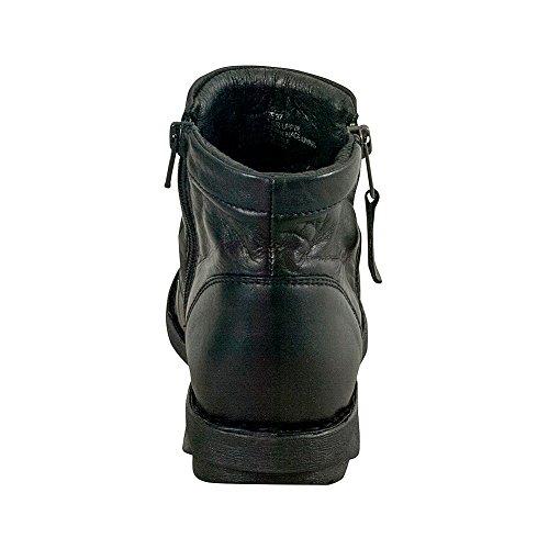 Women's Mooz Pleasant Black Miz Ankle Boot gxT0wH