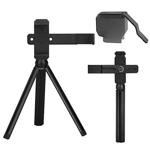 - FEPITO 2 Pcs Accessories Set for OSMO Pocket, Handheld Phone Holder Tripod Mount Stand Set and Camera Gimbal Protector Cover Compatible with OSMO Pocket Handheld Camera Gimbal