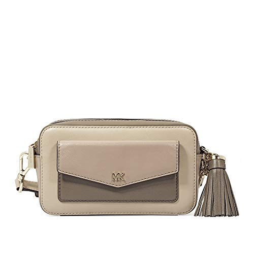 Michael Michael Kors Small Pocket Leather Camera ()