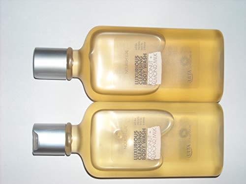 Nourish Luxe Luxurious Cleansing Body Wash Coconut Almond Milk 2 bottles (bundle) Ulta 10 - Luxe Almond Milk