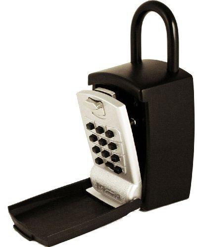 KeyGuard SL-501 Punch Button Large Capacity Key Storage Shackle Lock Box by KeyGuard