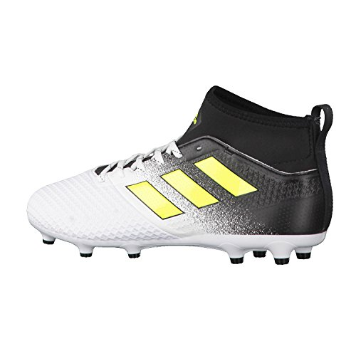 adidas Ace 17.3 Fg - Zapatillas de fútbol Hombre Multicolor (Ftwr White/solar Yellow/core Black)