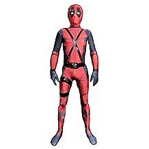 Kids 3D Zentaisuit Cosplay Costume Halloween Bodysuit Onesie Spandex Jumpsuits