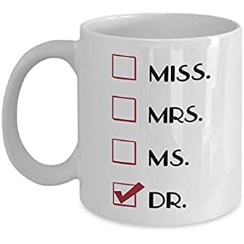 amazon com miss mrs ms dr mug 11 oz ceramic coffee mug tea