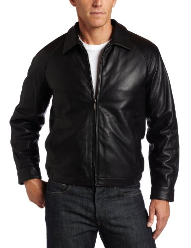 Perry Ellis Portfolio Lambskin Leather