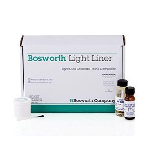 Bosworth 0921464 Light Liner Standard Kit, Hard